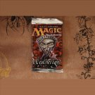 Weatherlight Booster Pack Magic The Gathering