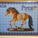 Breyer Piper: Highland Pony Limited Edition NEW