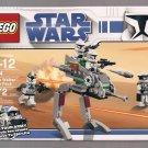 LEGO Star Wars Clone Walker Battle Pack 8014 NEW