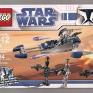LEGO Star Wars Assassin Droids Battle Pack 8015 NEW