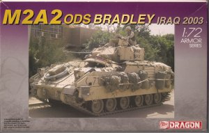 Dragon M2A2 Bradley Iraq 2003 1/72 Armor Series