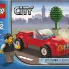 LEGO City Sports Car 8402 NEW