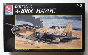 AMT ERTL Douglas A-20 B/C Havoc 1/48 Scale NEW