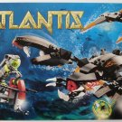 LEGO Atlantis Deep Sea Striker 8076 NEW