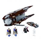 LEGO Star Wars Count Dooku's Solar Sailer 7752 NEW