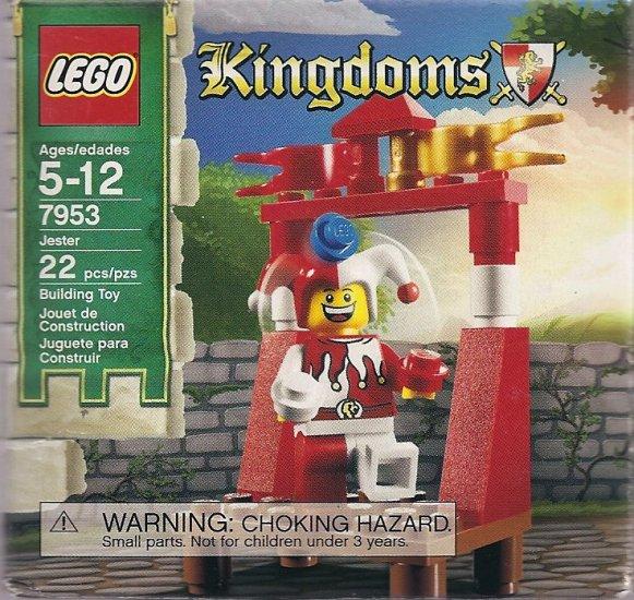 LEGO Kingdoms Jester 7953 NEW
