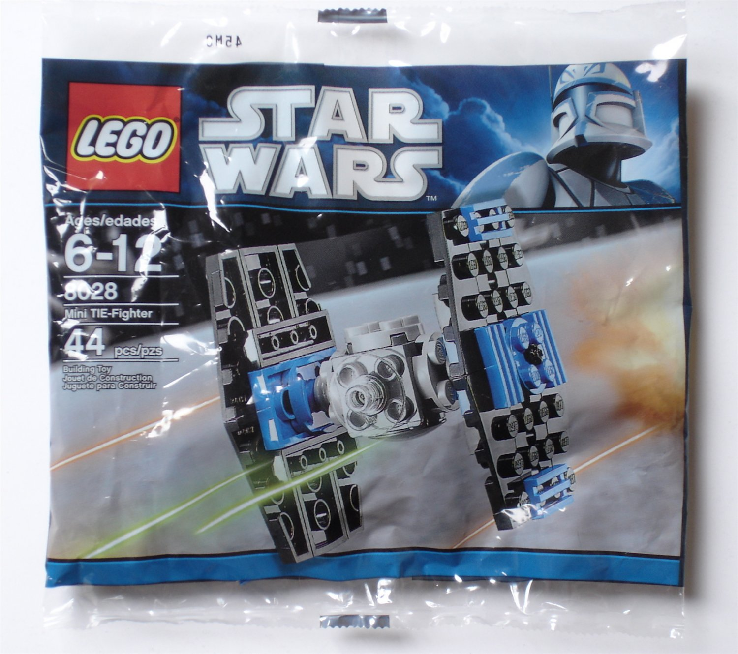 LEGO Star Wars Mini TIE-Fighter 8028 NEW