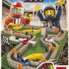 LEGO Race 3000 Game 3839 NEW