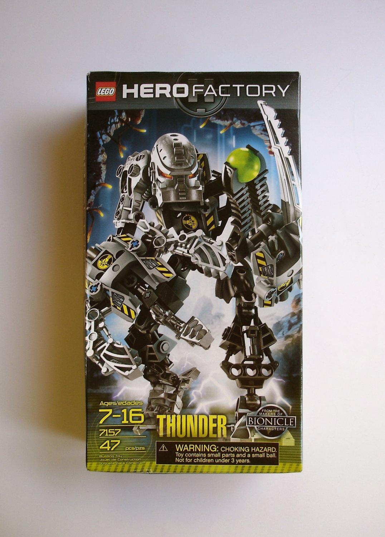 LEGO HERO Factory Thunder 7157 NEW