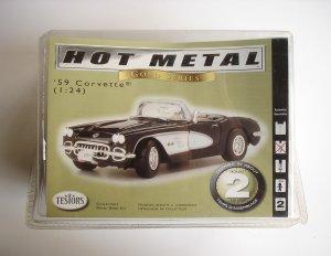 Testors Lincoln Mint 1959 Corvette NEW