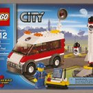 LEGO City Satellite Launch Pad 3366 NEW