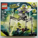 LEGO Alien Conquest Tripod Invader 7051 NEW