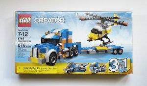 LEGO Creator Transport Truck 5765 NEW