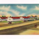 Vintage Camp Gordon Base Hospital Georgia Postcard
