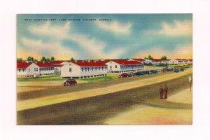 Vintage Camp Gordon Base Hospital Georgia Postcard