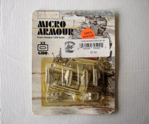 Micro Armour Hummel SP 150mm NEW