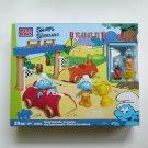 MEGA BLOKS The Smurfs Racin Smurfs 10745 NEW