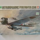 Tamiya Mitsubishi Zero Fighter 1/48 Scale NEW