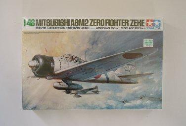 Tamiya Mitsubishi Zero Fighter 1/48 Scale NEW