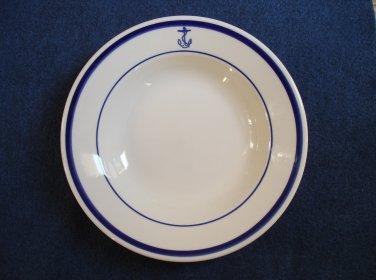 US Navy China Bowl