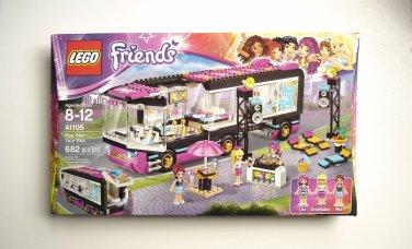 LEGO Friends Pop Star Tour Bus 41106 NEW