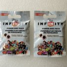 2 Disney Infinity Power Disc Packs Series 2 NEW