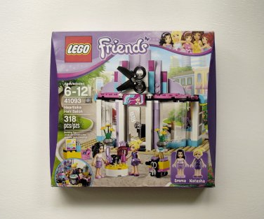 LEGO Friends Heartlake Hair Salon 41093 NEW