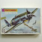 Matchbox FW-190 1/72 Scale Model Kit NEW