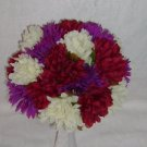 Economy friendly Toss bouquet fall colors