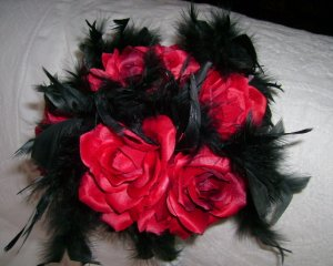 Victorian/Goth Bouquet package