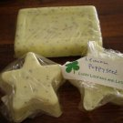 Lemon Poppyseed Stars 2 oz