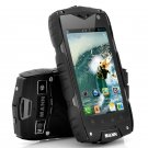 Rugged Phone Mann A18 4 Inch Dual Core Waterproof, Shockproof, Dustproof (Black)