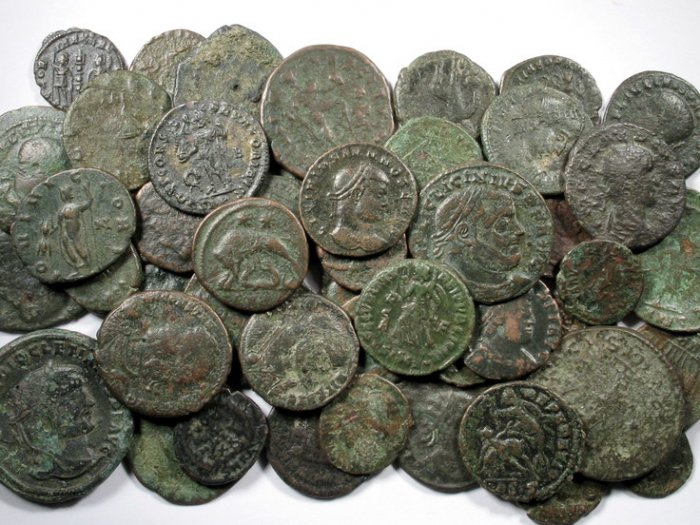 Premium Grade Ancient Uncleaned Coins