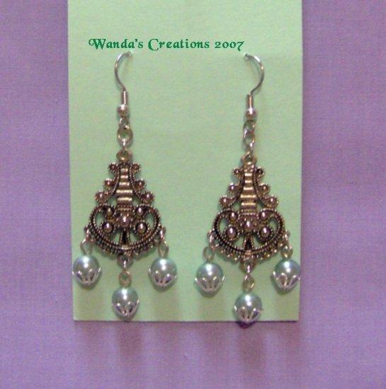 Glass Pearl Chandeliers