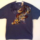 DKNY Men T-Shirt Tiger