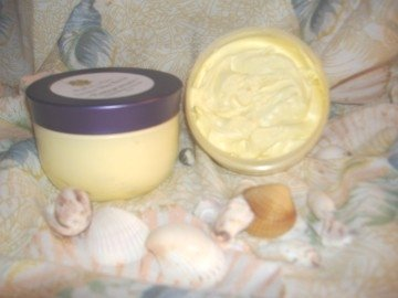 French Vanilla 10 oz Intense Shea Butter