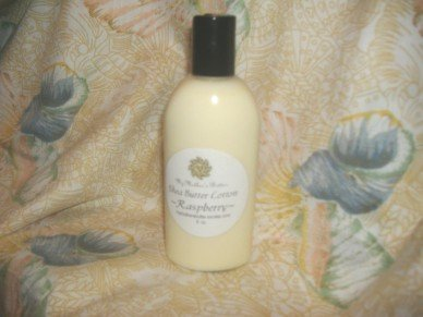 Lemon Spice-Shea Butter Lotion
