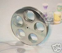 Movie Film Reel (Silver)