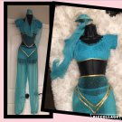 JEANNIE/GENIE/JASMINE COSTUME NEW