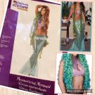 Sexy MERMAID COSTUME 2pc Sz M