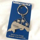 PERSONALIZED Jason DOLPHIN KEY RING
