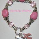 new breast cancer awareness bracelet