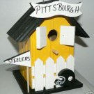NFL - Pittsburg Steelers Bird House