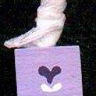 Bath Tissues - Purple - Wooden Miniature