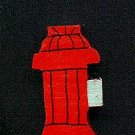 Fire Hydrant - Wooden Miniature