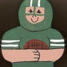 Philadelphia Eagles Football Player - NFL - Sports Wooden Miniature