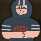 Dallas Cowboys Football Player - NFL - Sports Wooden Miniature