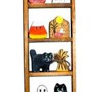 Heart Peg  - Wooden Shelf