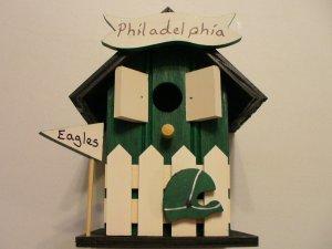 NFL - Philadelphia Eagles Bird House