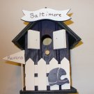 NFL - Baltimore Ravens Bird House